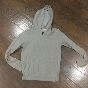 Grey Hurley XS Hoodie Lightweight Fall Extra Small